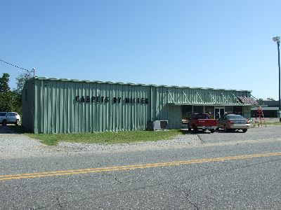 Demopolis Commercial Building – Hwy 43 S. & 80 E. Intersection