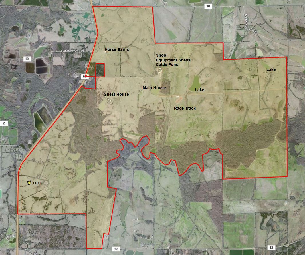 Prairie Oaks Ranch – 241 Pecan Road